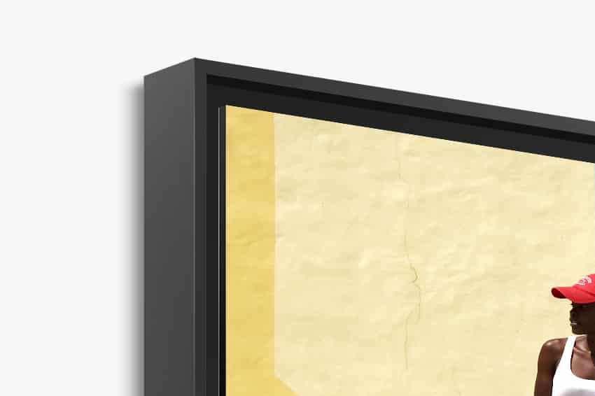 details caisse americaine noire