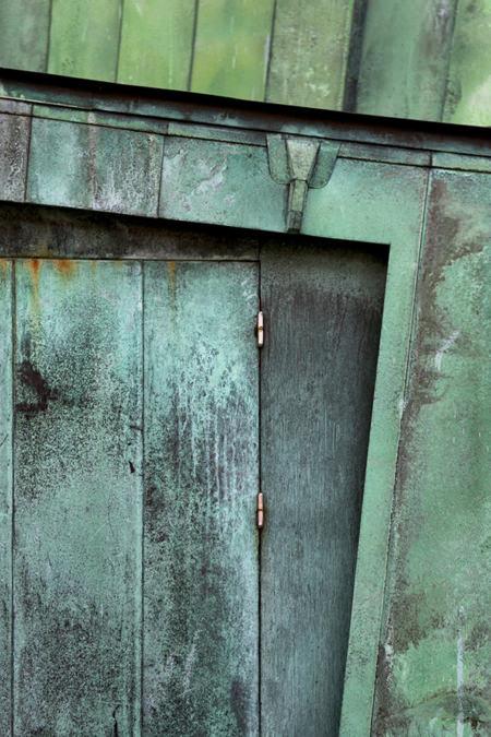 cadre photo pauline chovet cuivre prepatine