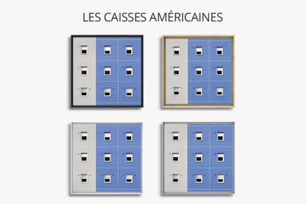 cadre-photo-fenetres-colorees-bleu-orage-caisse-americaine