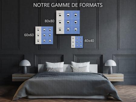 cadre photo chovet fenetres colorees bleu orage deco formats