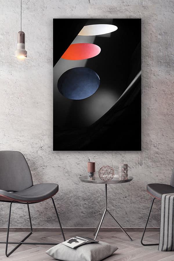 cadre photo communaute spherique deco