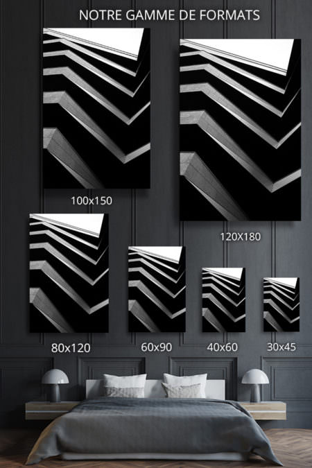 cadre photo dark vador deco formats