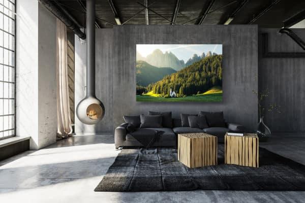 cadre photo santa magdalena deco