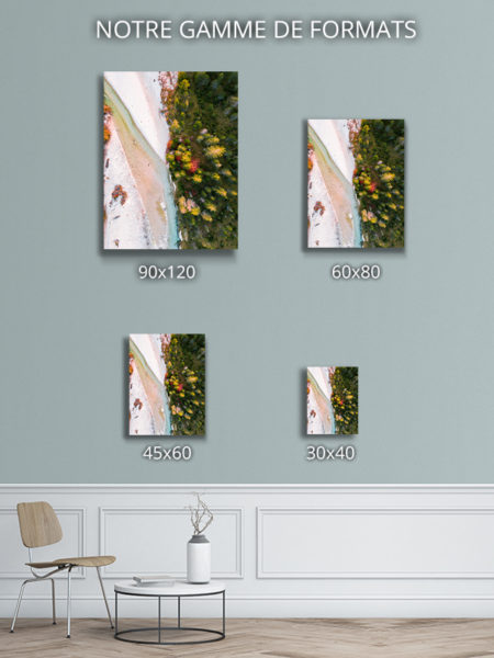 photo isar deco formats