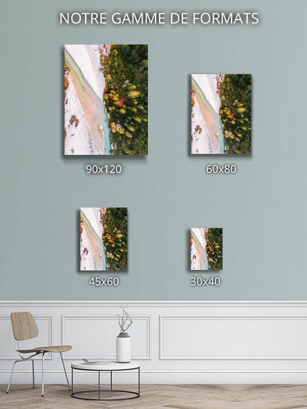 photo isar deco formats