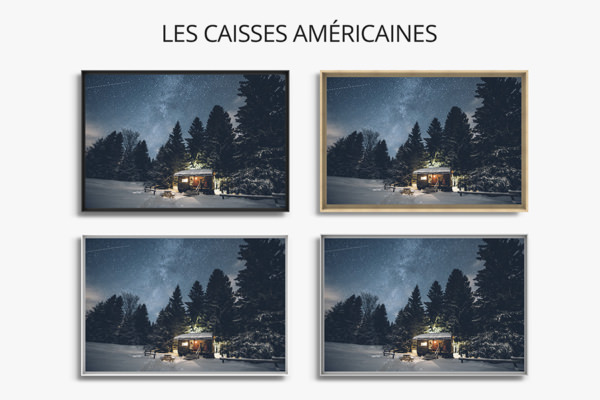 PHOTO NUITPOLAIRE CAISSES AMERICAINES