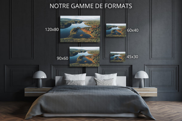 PHOTO Lac Rouge Bestjobers FORMATS DECO