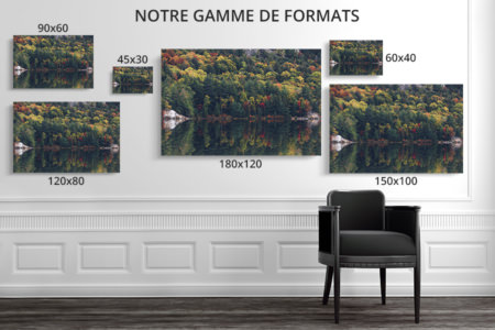 PHOTO MIROIR FORMATS DECO