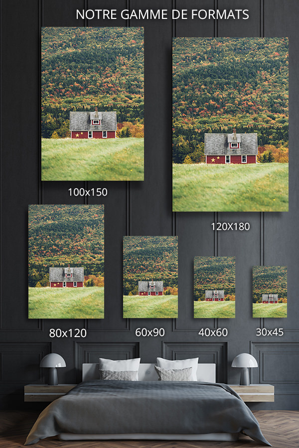 PHOTO Maison Acadienne FORMATS DECO