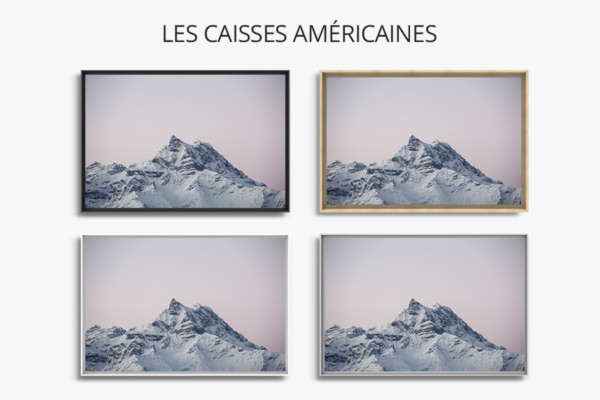 PHOTO Matinrose CAISSES AMERICAINES