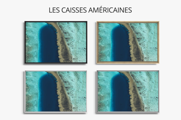 PHOTO NuancesdebleusenCaledonie CAISSES AMERICAINES