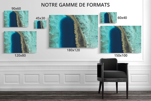 PHOTO NuancesdebleusenCaledonie FORMATS DECO