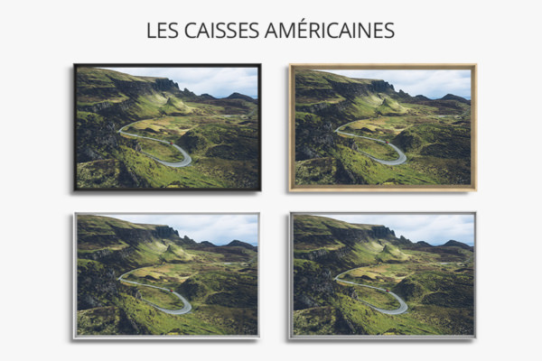 PHOTO Surlaroute CAISSES AMERICAINES