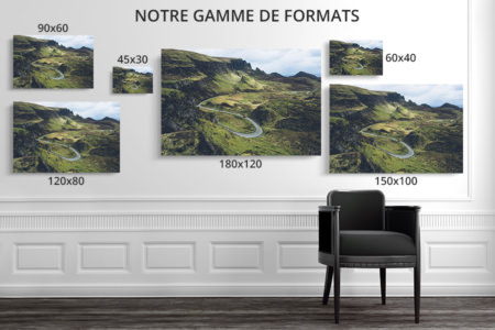 PHOTO Surlaroute FORMATS DECO