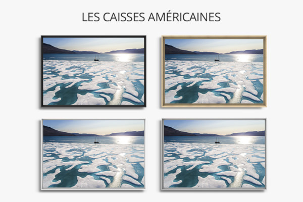 photo navigation glacee caisse americaine