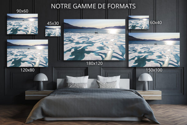photo navigation glacee formats deco