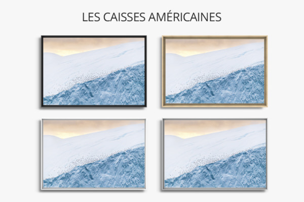 photo repos des goelands caisse americaine