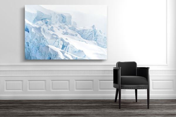 Photo crevasses deco