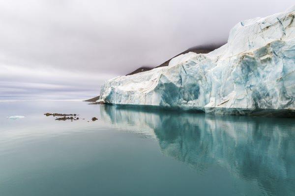 Photo front de glacier ledoux