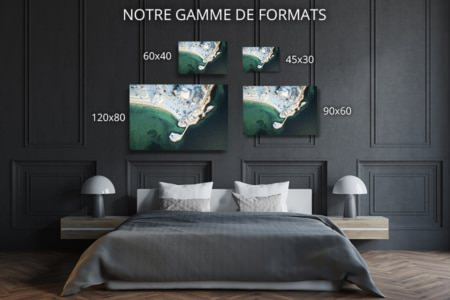 Photo les eaux norvegiennes formats deco