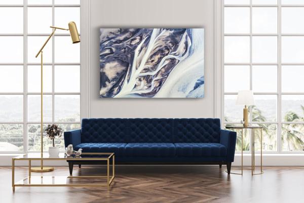 Photo-lignes-abstraites-de-rivieres-deco-1