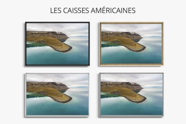 Photo lile devon caisse americaine