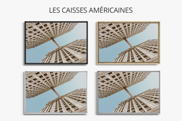PHOTO CHI TOWN LOOK UP CAISSES AMERICAINES