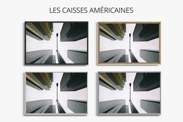 PHOTO HOGTOWN LOOK UP CAISSES AMERICAINES