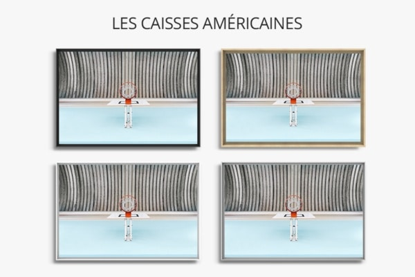 PHOTO Le plongeon CAISSES AMERICAINES