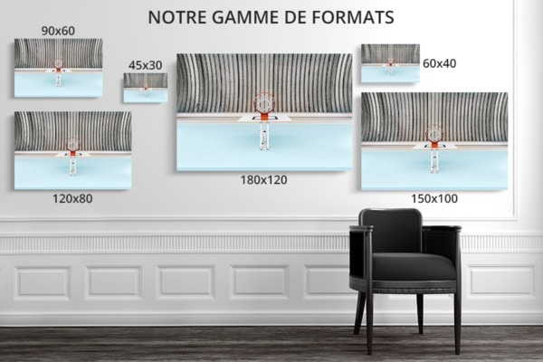 PHOTO Le plongeon FORMAT DECO