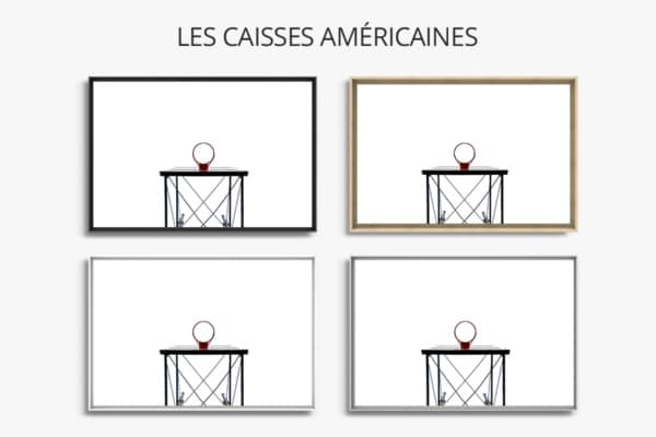 PHOTO Podium CAISSES AMERICAINES