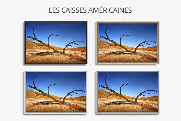 PHOTO couché malgré lui caisses americaines