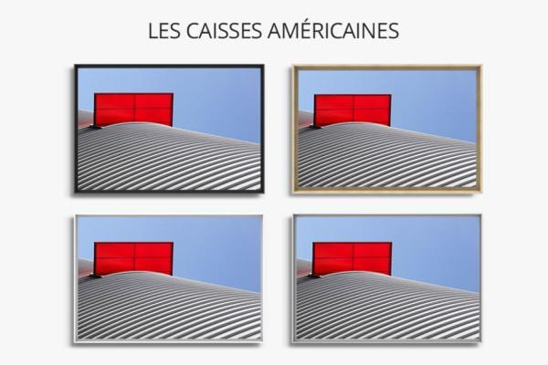 photo carton rouge dufour caisses americaines