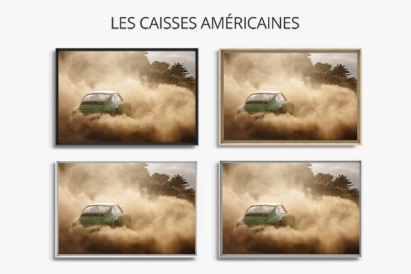 photo dustydonut caisse americaine