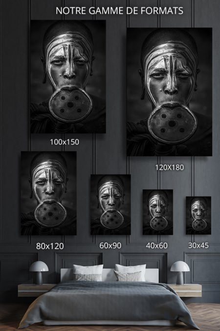photo face a face formats
