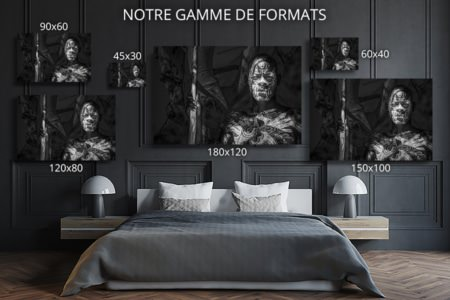 photo guerrier karo formats