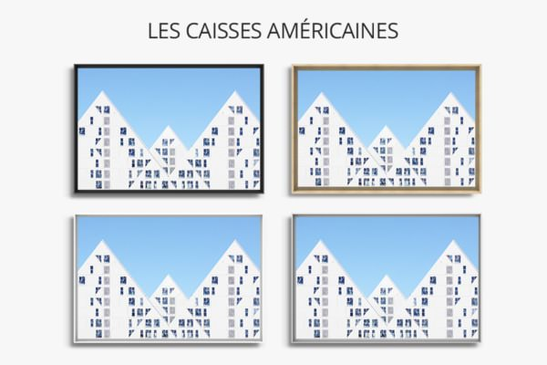 photo iceberg dufour caisses americaines