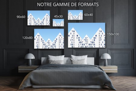 photo iceberg dufour formats deco