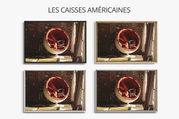 photo lazyness caisse americaine