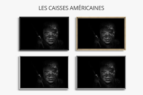 photo petit berger caisses americaines