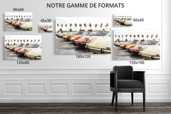 photo porscherainbow format deco