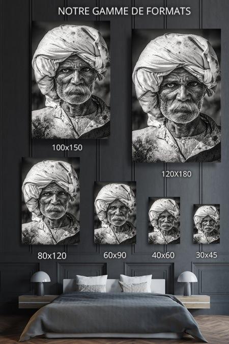photo portrait I formats