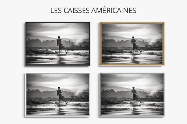 photo retour de peche caisses americanes