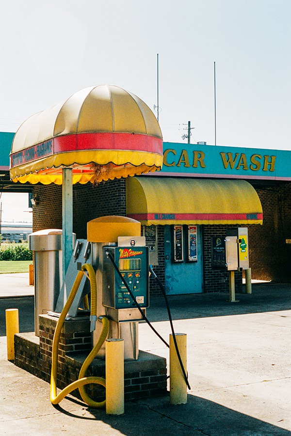 Car wash jm saponaro