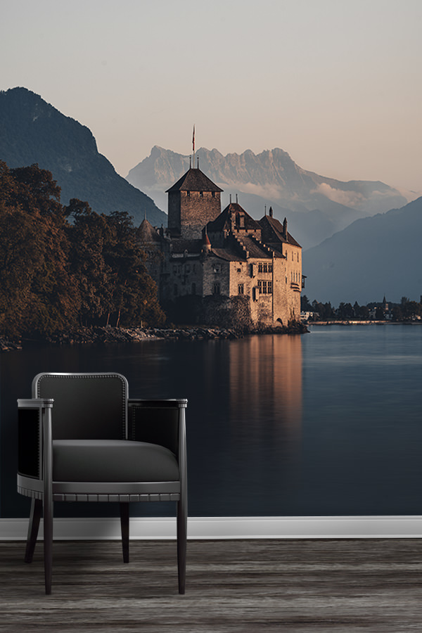 Photo-chillon-papier-peint