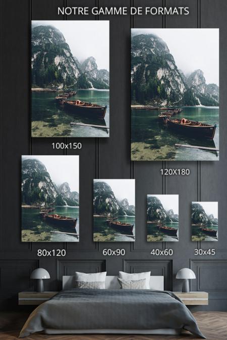 Photo-lac-de-braies-formats-deco
